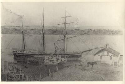 Zealand's Wharf, Hamilton