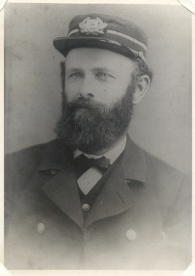 Captain Edward Zealand Jr.