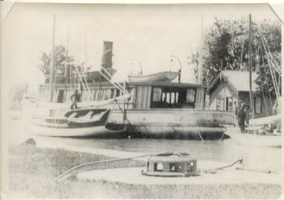 The steamer ACACIA