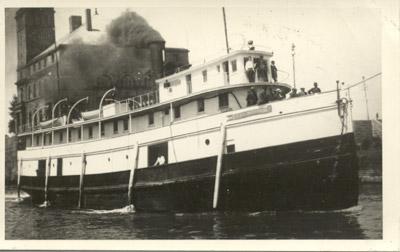 The steamer CITY OF WINDSOR
