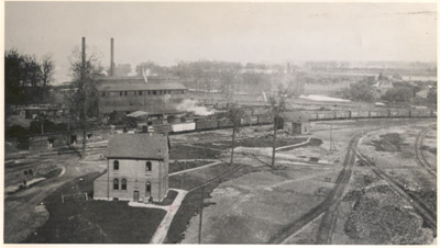 The Hamilton Steel & Iron Company, 1900