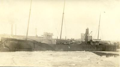 The steamer ROSEDALE