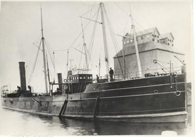 The steamer ALGONQUIN