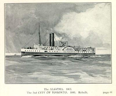 The ALGOMA.1862.