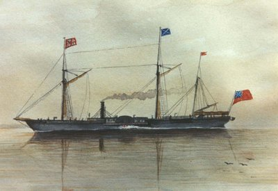 The Steamboat Frontenac