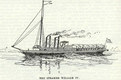 The Steamer William IV