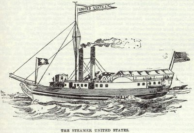 The Steamer United States