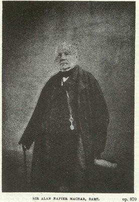 Sir Alan Napier Macnab, Bart.