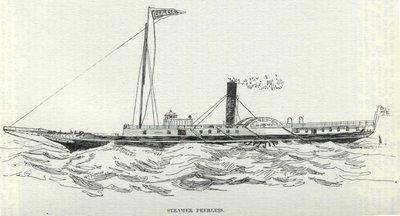 Steamer Peerless