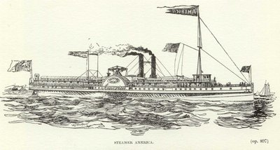 Steamer America