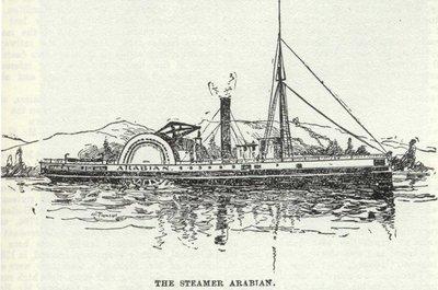 The Steamer Arabian