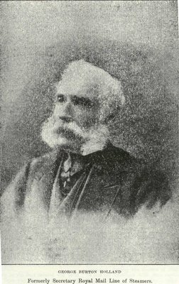 George Burton Holland
