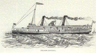 Steamer Chippewa