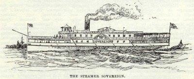 The Steamer Sovereign