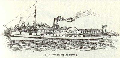 The Steamer Spartan