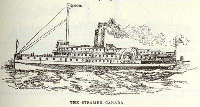 The Steamer Canada