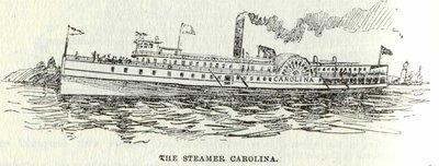 The Steamer Carolina