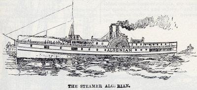 The Steamer Algerian