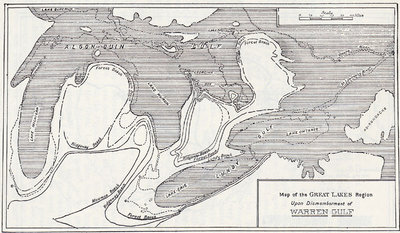 Map of Warren Water