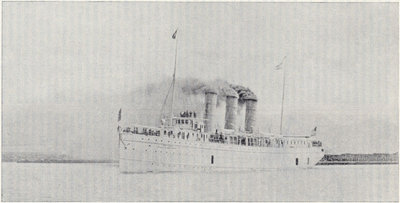 Passenger Steamer North West