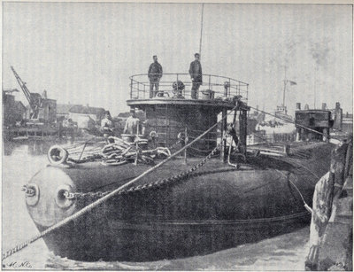 Steel Barge No. 103
