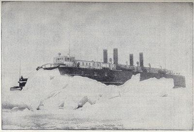 Car Ferry Steamer Sainte Marie