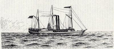 Steamboat Thomas Jefferson