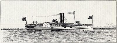 Steamer North Star