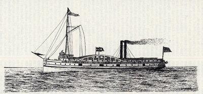 Steamer Milwaukee