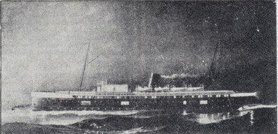 Steamer Virginia