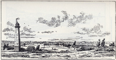 The Island Lighthouse, 1808