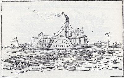 The third (steam) ferry
