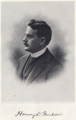 Harvey D. Goulder