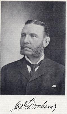Captain James S. Dunham