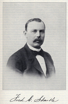 Captain Frederick C. Starke