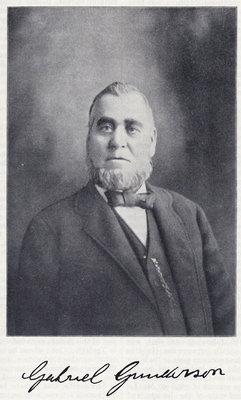 Captain Gabriel Gunderson