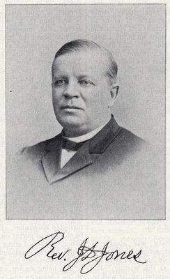 Chaplain John David Jones