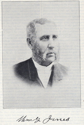 Captain William G. Jones
