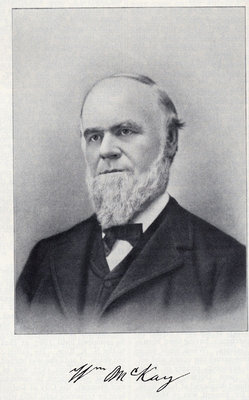 Captain William McKay