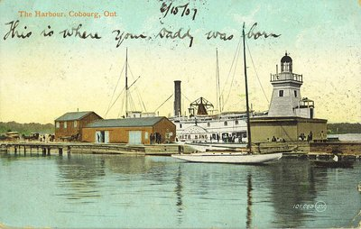 The Harbour, Cobourg, Ont.