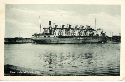 Havre de Matane, P.Q.