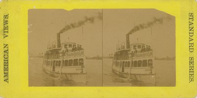 Niagara River Steamer