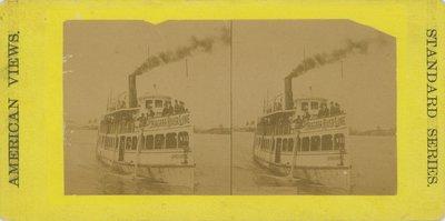 Niagara River Steamer