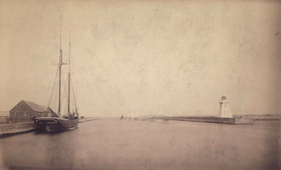 Schooner ARIEL of Port Hope