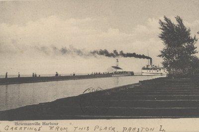 Bowmanville Harbour