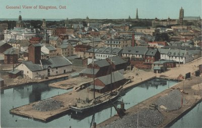 General View of Kingston, Ont.