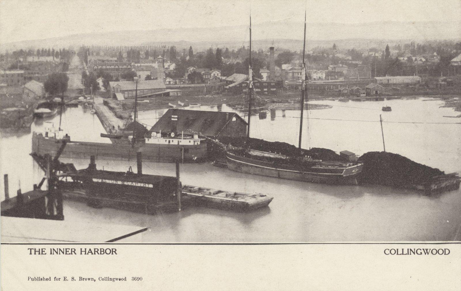 The Inner Harbor Collingwood