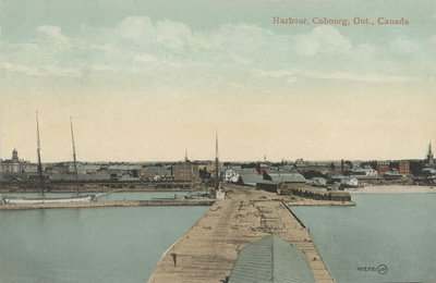 Harbour, Cobourg, Ont., Canada
