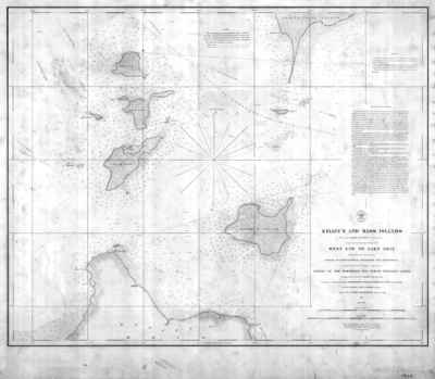 Kelley's and Bass Islands, 1849