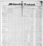 Milwaukee Sentinel (Milwaukee, WI), 23 Jul 1842, p. 2